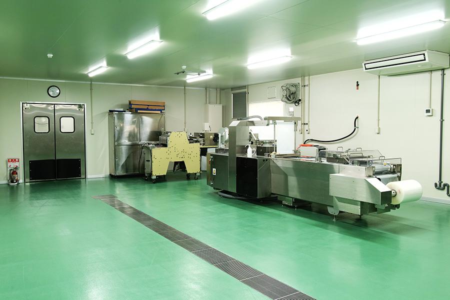 松島フーズ本社工場